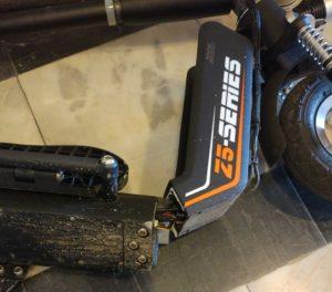 Broken Airwheel Z5