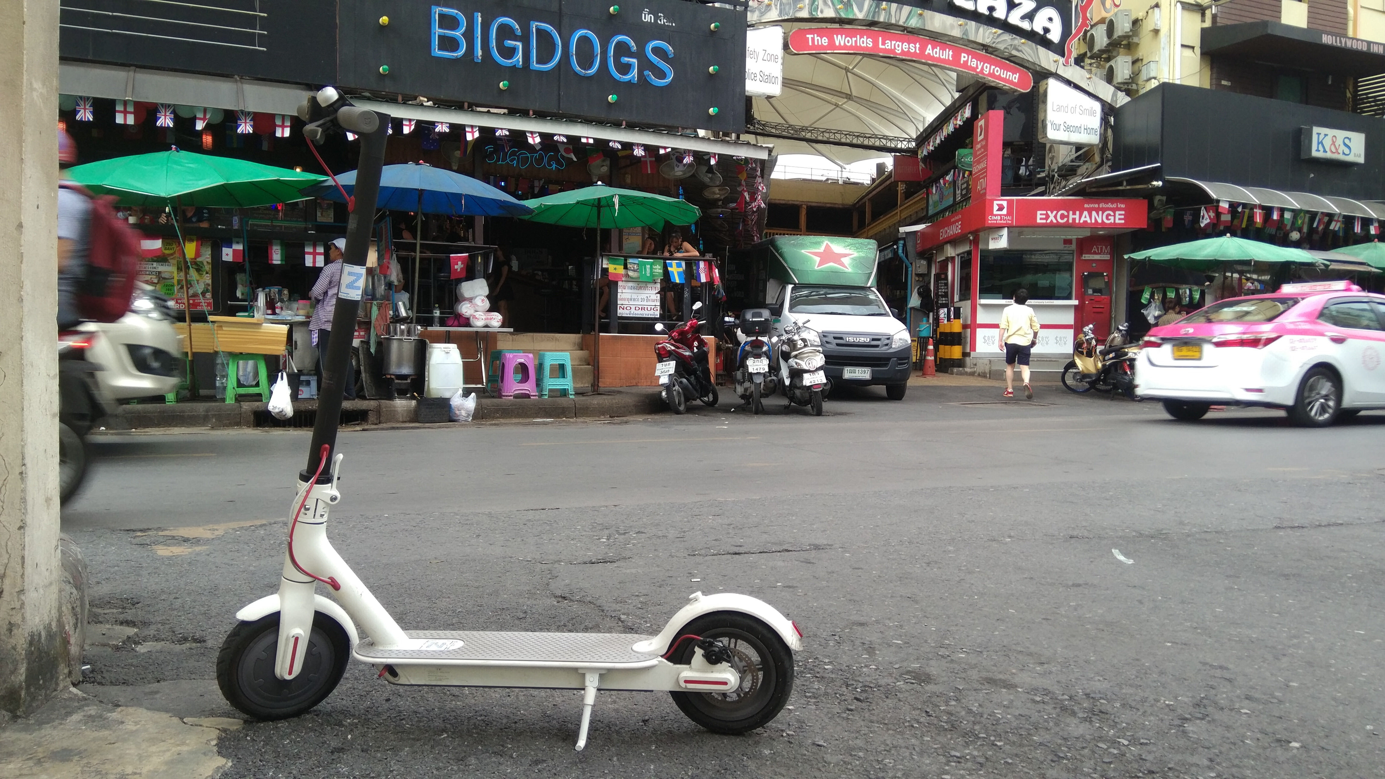 Where to buy an Electric Scooter in Thailand?